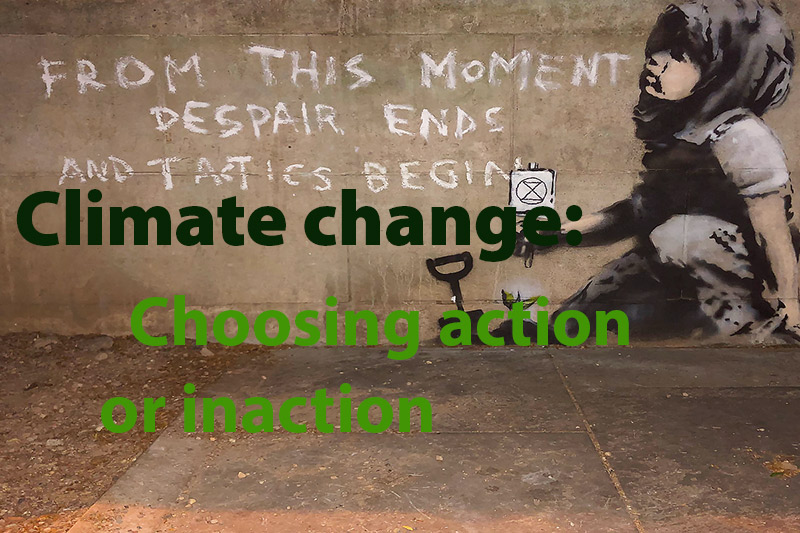 Climate Change: Choosing Action or Inaction