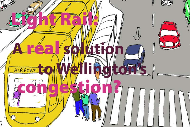 Light rail for Wellington