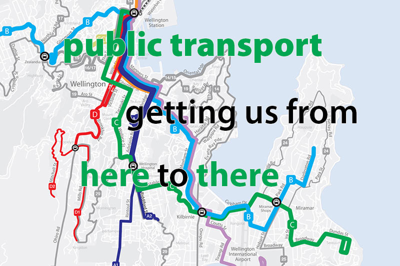 Wellington public transport